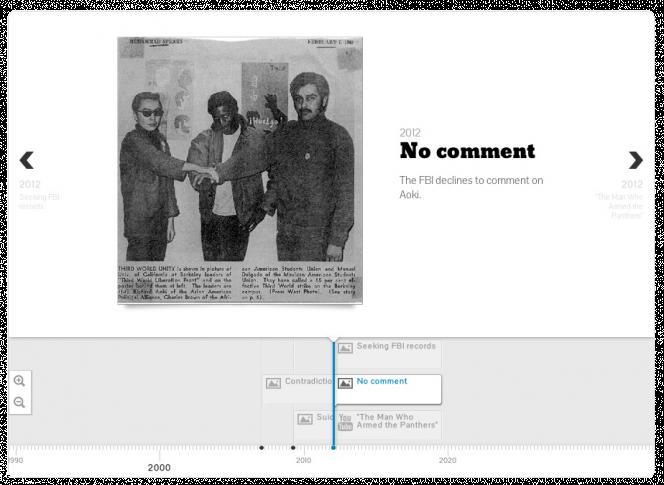 Informant 5 - timeline grab photo