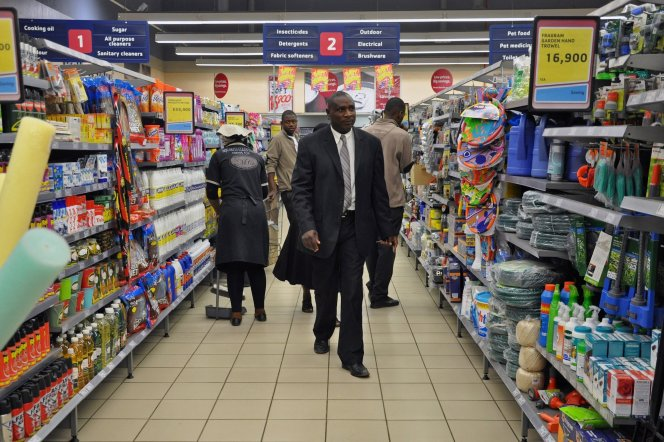 FF9B supermarket Pick n Pay photo