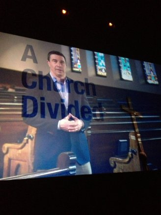 Church Divided screening photo