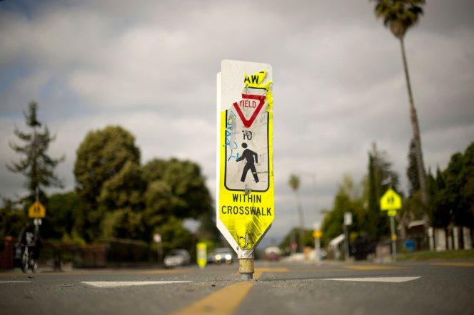 Pedestrian1-E. Palo Alto photo