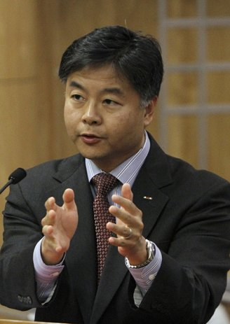 Rehab Racket folo - Sen. Ted Lieu photo