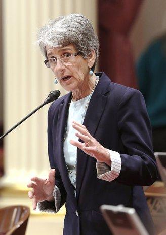 State Sen. Hannah-Beth Jackson photo