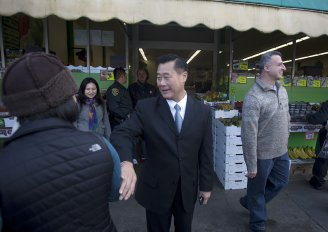 Leland Yee - Mayoral campaign 2011 photo