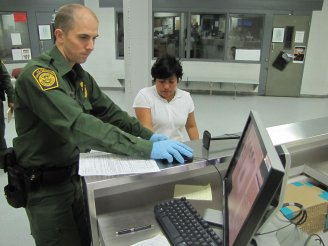 CBP Internal Affairs - Border Patrol Nogales AZ photo