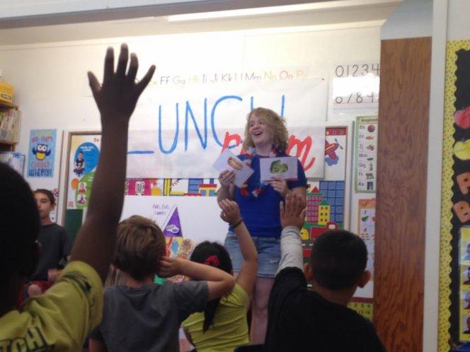 Hairnet Hero kindergarten photo